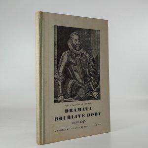 náhled knihy - Dramata bouřlivé doby 1600-1648 (ASI PODPIS)