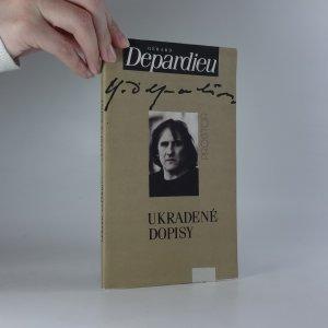 náhled knihy - Ukradené dopisy