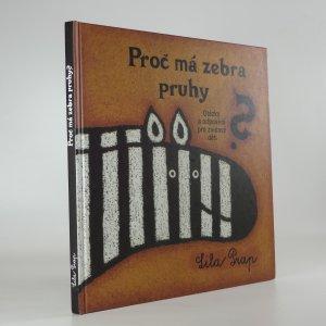 náhled knihy - Proč má zebra pruhy?