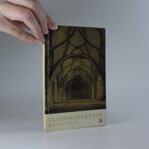 náhled knihy - Vladislavský sál Pražského hradu