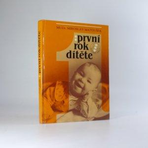 náhled knihy - První rok dítěte