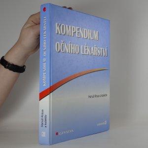 náhled knihy - Kompendium očního lékařství