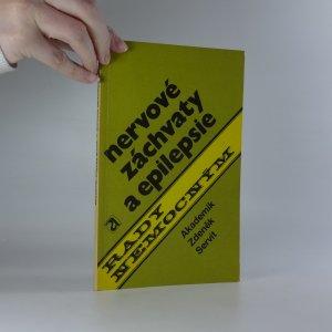 náhled knihy - Nervové záchvaty a epilepsie