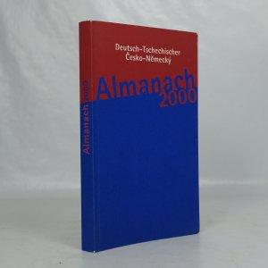 náhled knihy - Deutsch-Tschechischer Almanach 2000. Česko-Německý almanach 2000