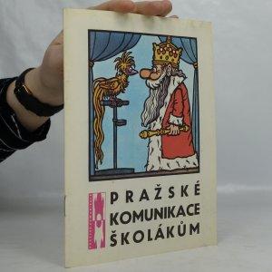 náhled knihy - Pražské komunikace školákům