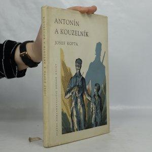 náhled knihy - Antonín a kouzelník
