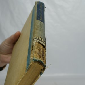 antikvární kniha Bagdád volá Chicago, 1941
