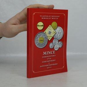 náhled knihy - Mince Československa 1918-1992, České republiky a Slovenské republiky 1993-2004