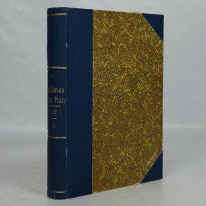 náhled knihy - Páté přes deváté. 30 nedělních povídek Ypsilonových (1892-1894)