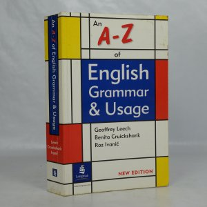 náhled knihy - An A-Z of English Grammar & Usage
