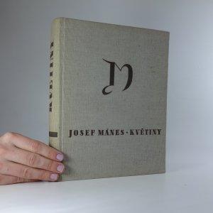 náhled knihy - Josef Mánes. Květiny