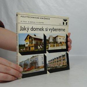 náhled knihy - Jaký domek si vybereme