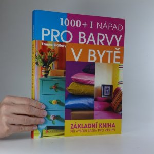 náhled knihy - 1000 + 1 nápad pro barvy v bytě