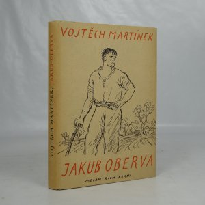 náhled knihy - Jakub Oberva. První kniha trilogie Černá země