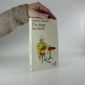 náhled knihy - Un Singe en Hiver