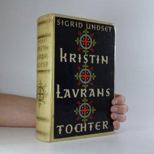 náhled knihy - Kristin Lavrans Tochter