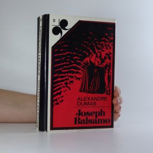 náhled knihy - Joseph Balsamo. 2. díl.