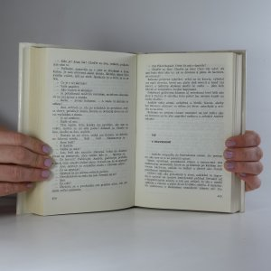 antikvární kniha Joseph Balsamo. 2. díl., 1973