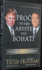 náhled knihy - Proč chceme, abyste byli bohatí : dva muži - jedno poselství