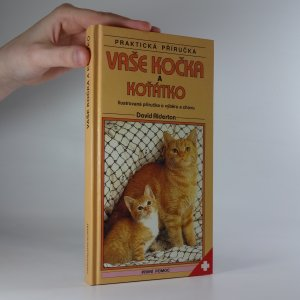 náhled knihy - Vaše kočka a koťátko