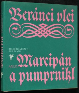 náhled knihy - Beránci vlci aneb Marcipán a pumprnikl : concoridia discors aneb Discordia concors německé poezie dvanáctého až devatenáctého století