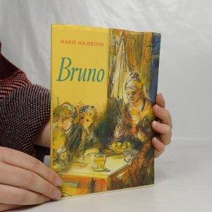náhled knihy - Bruno anebo Dobrodružství německého chlapce v české vesnici