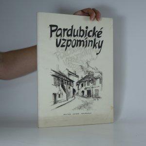 náhled knihy - Pardubické vzpomínky