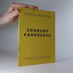 náhled knihy - Choroby pankreasu