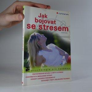 náhled knihy - Jak bojovat se stresem