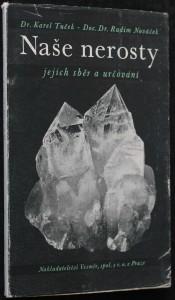 náhled knihy - Naše nerosty, jejich sběr a určování