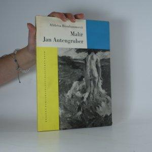 náhled knihy - Malíř Jan Autengruber