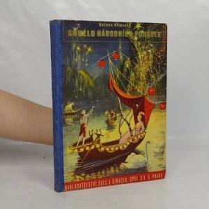 náhled knihy - Národní báchorky a pověsti Kouzlo národních pohádek