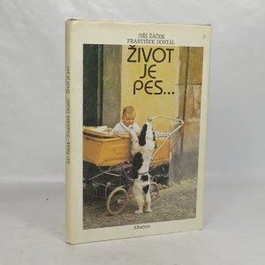 náhled knihy - Život je pes ...