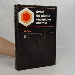 náhled knihy - Úvod do studia organické chemie