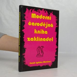 náhled knihy - Moderní čarodějná kniha zaklínadel
