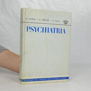 náhled knihy - Psychiatria
