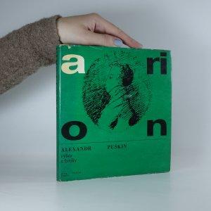 náhled knihy - Arion. Výbor z lyriky