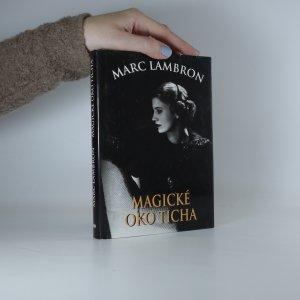 náhled knihy - Magické oko ticha