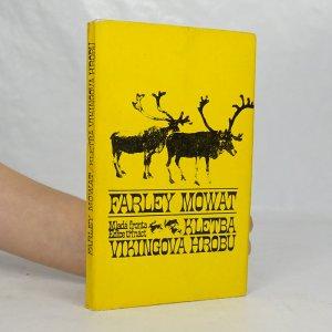 náhled knihy - Kletba vikingova hrobu