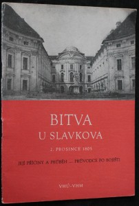 náhled knihy - Bitva u Slavkova