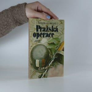 náhled knihy - Pražská operace