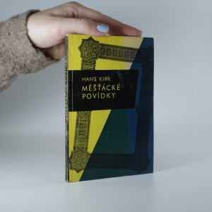 náhled knihy - Měšťácké povídky