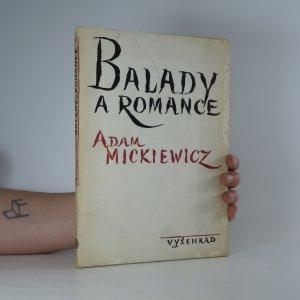 náhled knihy - Balady a romance