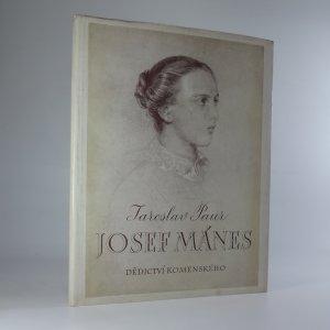 náhled knihy - Josef Mánes. Výbor obrazů a kreseb z díla