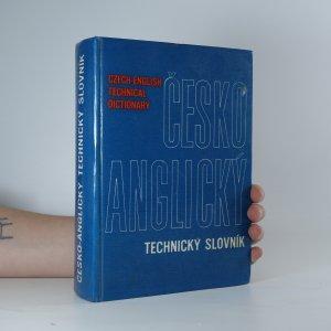náhled knihy - Česko anglický technický slovník