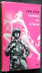 náhled knihy - Yanke za Rýnem