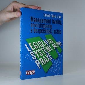 náhled knihy - Management kvality, environmentu a bezpečnosti práce