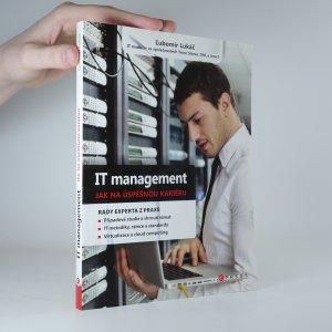 náhled knihy - IT management. Jak na úspěšnou kariéru