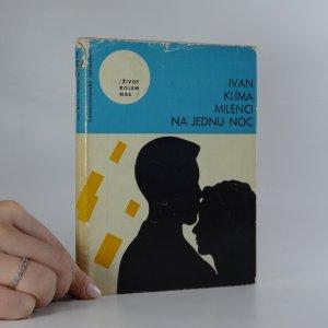 náhled knihy - Milenci na jednu noc