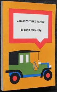 náhled knihy - Jak jedzit bez nehod